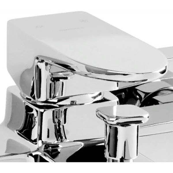 Смеситель для ванны и душа Omnires Siena SN7330 CHR
