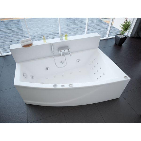 Акриловая ванна Aquatek Оракул 180х125 (сифон)