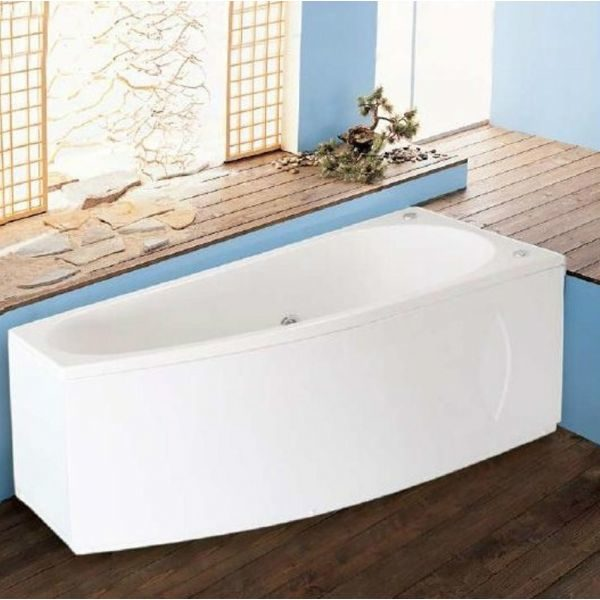Акриловая ванна Aquatek Пандора 160x75 (сифон)