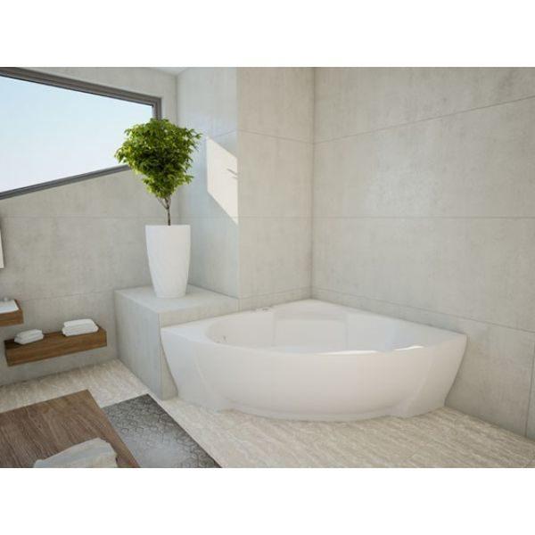Акриловая ванна Aquatek Поларис 2 155х155 (сифон)