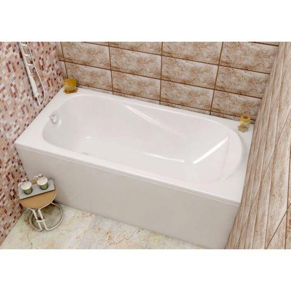 Акриловая ванна Relisan Elvira 150x75 (сифон автомат)