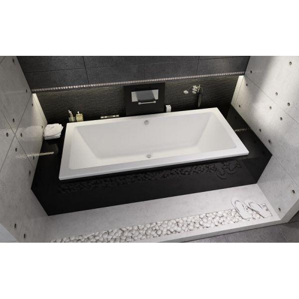 Акриловая ванна Riho Lusso 190x80 (сифон автомат)