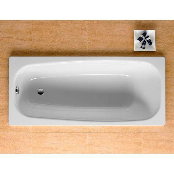 Стальная ванна Roca Contesa 120x70 (сифон)
