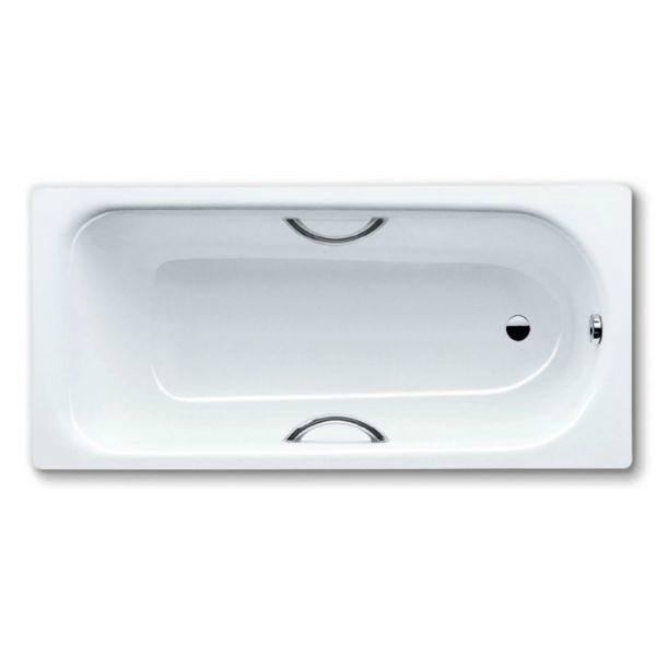 Стальная ванна Kaldewei Saniform Plus Star 331 150x70 (сифон автомат)