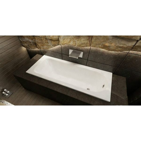 Стальная ванна Kaldewei Saniform Plus 362-1 160x70 (сифон автомат)
