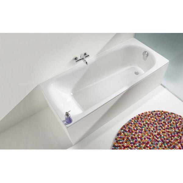 Стальная ванна Kaldewei Saniform Plus 371-1 170x73 (сифон автомат)