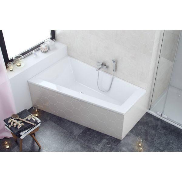 Акриловая ванна Excellent Sfera Slim 170x100 (сифон автомат)