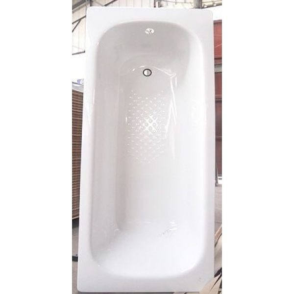 Стальная ванна Goldman 120x70 (сифон)