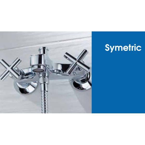 Смеситель для ванны Armatura Symetric 344-010-00