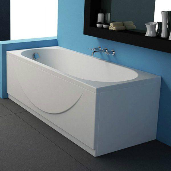 Акриловая ванна Kolpa-san Tamia 160x70 (сифон автомат)