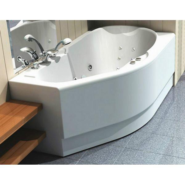 Акриловая ванна Aquatek Таурус 170х100 (сифон)
