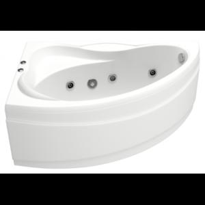 Гидромассажная ванна BAS Вектра 150x90 (сифон автомат)
