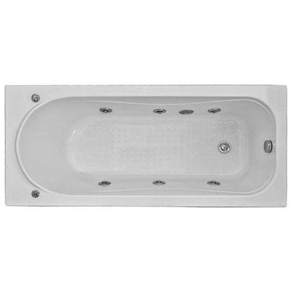 Гидромассажная ванна BAS Верона 150x70 (сифон автомат)