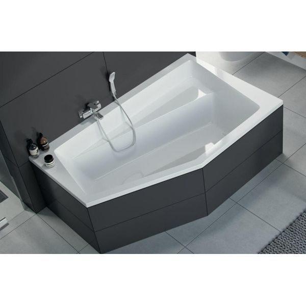 Акриловая ванна Excellent Vesper 160x100 (сифон автомат)