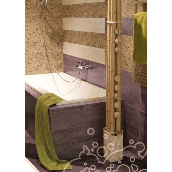 Стальная ванна VIZ Donna Vanna 170x70 (сифон)