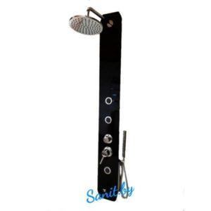 Гидромассажная панель Leroy Glass Line spout