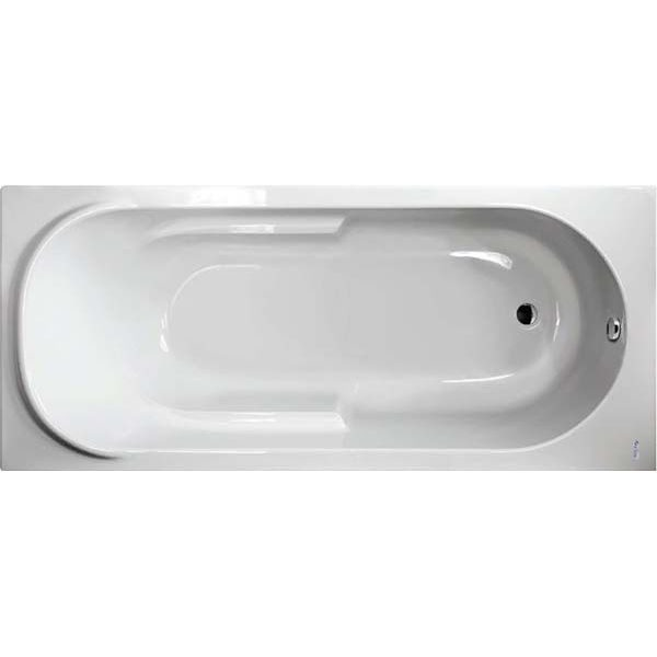 Акриловая ванна Alba Spa Arabella 160х75 (сифон)