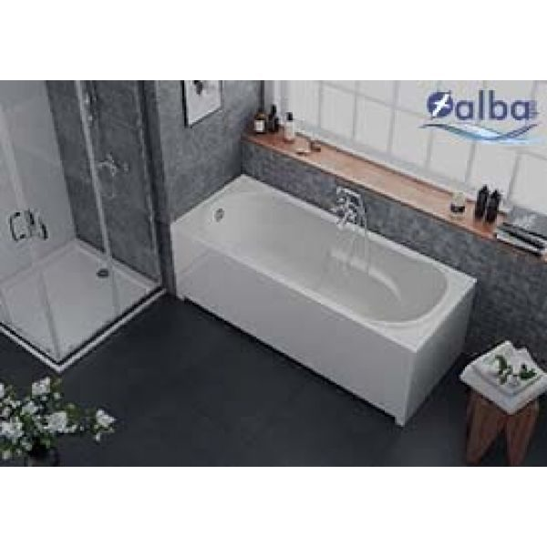 Акриловая ванна Alba Spa Arabella 140х75 (сифон)