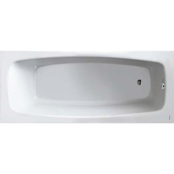 Акриловая ванна Alba Spa Valencia 150х70 (сифон)