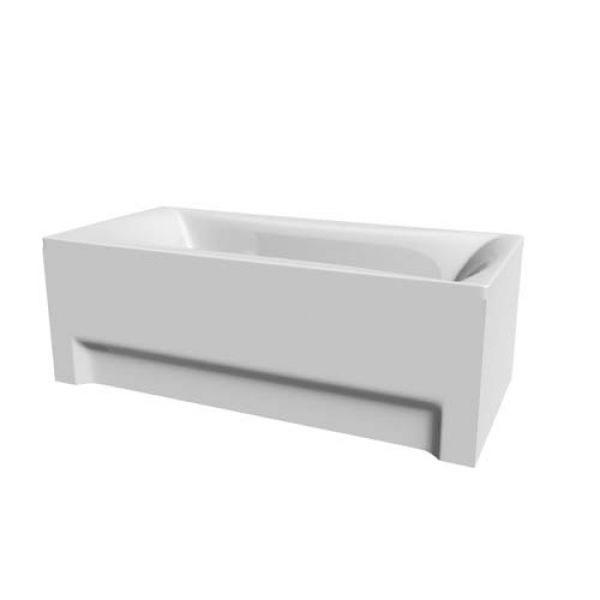 Акриловая ванна Banoperito Delia 170x70 (сифон)