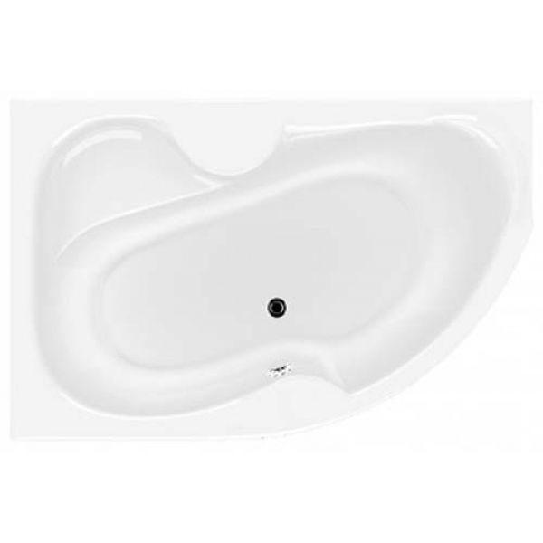 Акриловая ванна Banoperito Arizona 160х105 (сифон автомат)