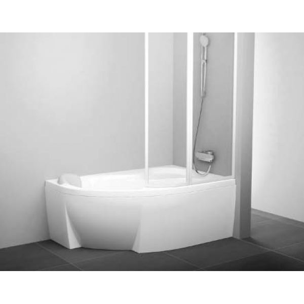 Акриловая ванна Banoperito Arizona 150х105 (сифон автомат)