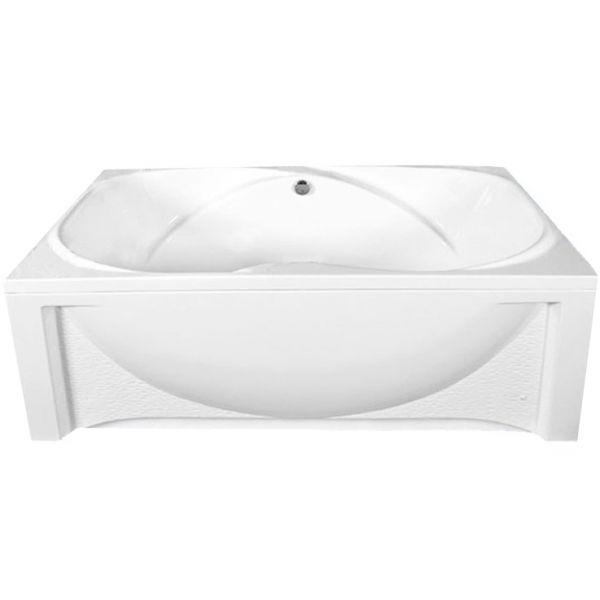 Акриловая ванна Triton АТЛАНТ 205x120 (сифон автомат)