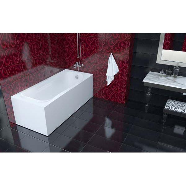 Акриловая ванна Lavinia Boho Bristol 160x75 (сифон автомат)