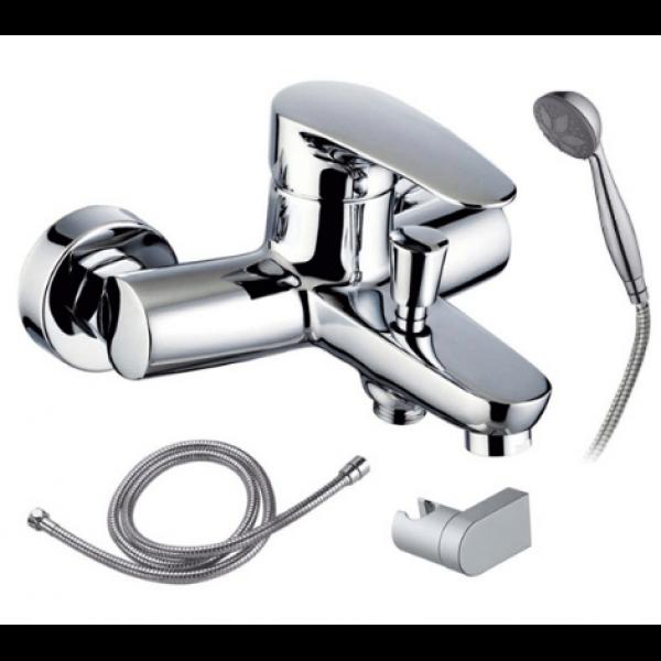 Смеситель для ванны Clever Bahama xtreme 98177