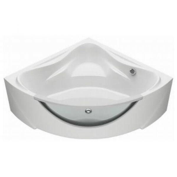 Гидромассажная ванна BAS Гранада 150х150 (сифон автомат)