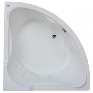 Акриловая ванна BAS Ирис 150х150 (сифон автомат)