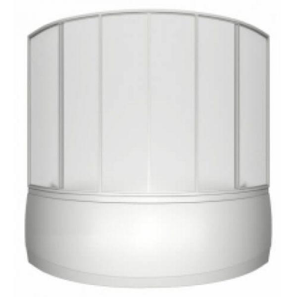 Гидромассажная ванна BAS Мега 160x160 (сифон автомат)