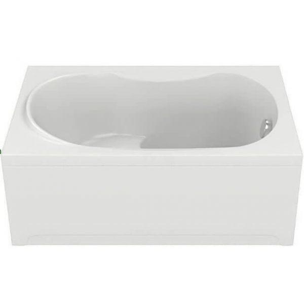 Акриловая ванна BAS РИО New 120х70 (сифон автомат)