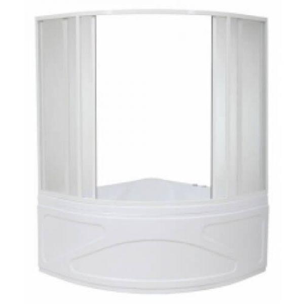 Гидромассажная ванна BAS Риола 135х135 (сифон автомат)