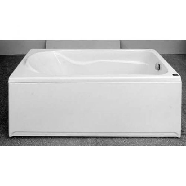 Акриловая ванна BAS Бриз 150x75 (сифон автомат)