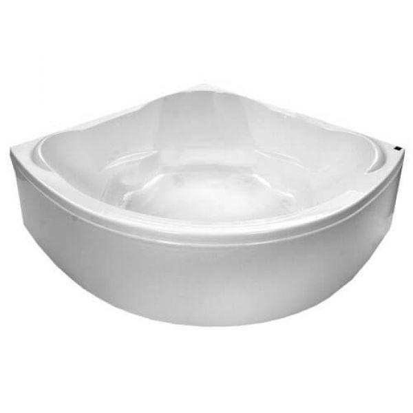 Акриловая ванна BAS Ривьера 160х160 (сифон автомат)
