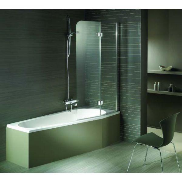 Акриловая ванна Riho Delta 150x80 (сифон автомат)