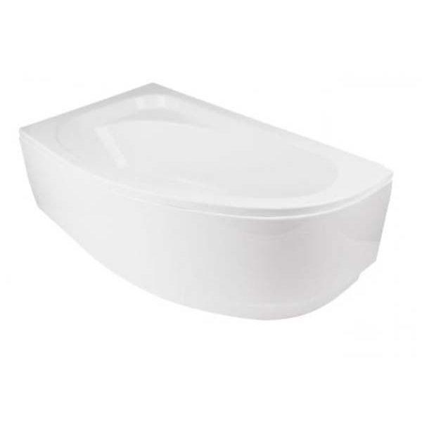 Акриловая ванна Besco Cornea 150x100 L/R (сифон автомат)