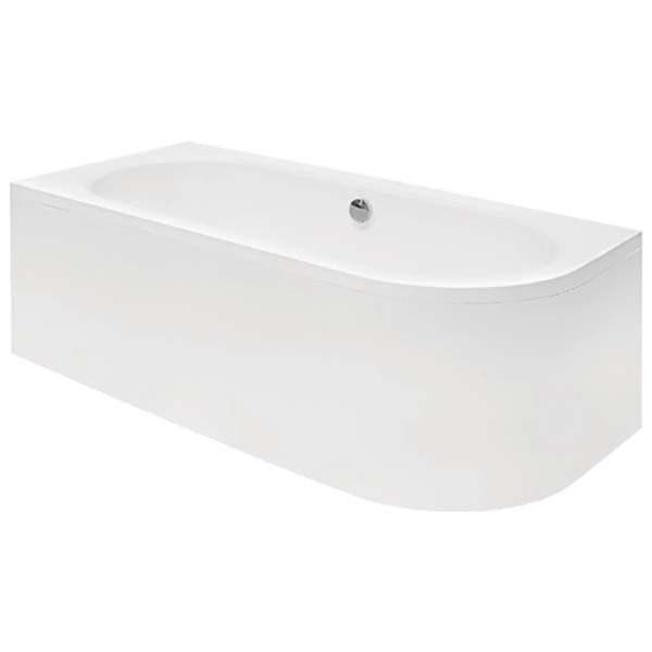 Акриловая ванна Besco Avita 170x75 L/R (сифон автомат)