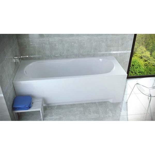 Акриловая ванна Besco Bona 160х70 (сифон автомат)