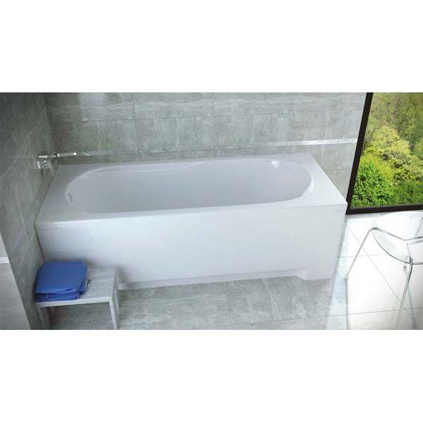 Акриловая ванна Besco Bona 170х70 (сифон автомат)