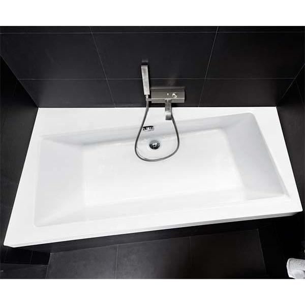 Акриловая ванна Besco Infinity 170x110 L/R (сифон автомат)