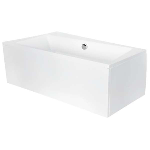 Акриловая ванна Besco Infinity 150x90 L/R (сифон автомат)