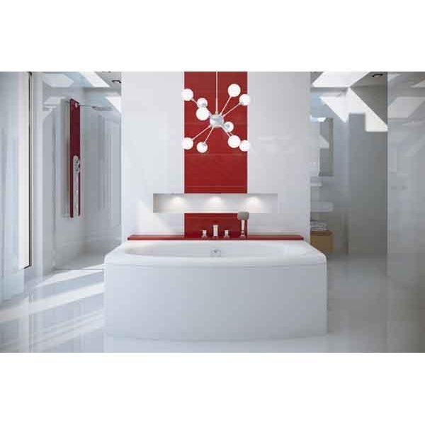 Акриловая ванна Besco Telimena 160х75 (сифон автомат)