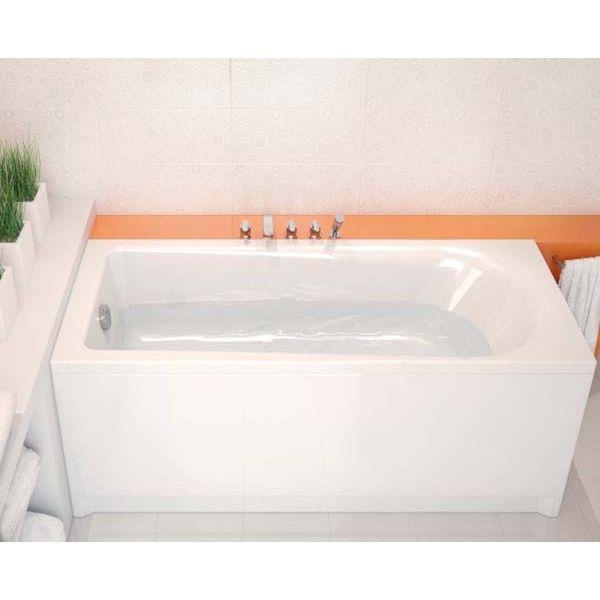 Акриловая ванна Cersanit DELTA 170x70 (сифон)