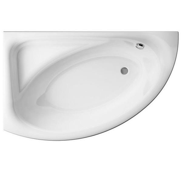 Акриловая ванна Cersanit MEZA 160x100 (сифон автомат)