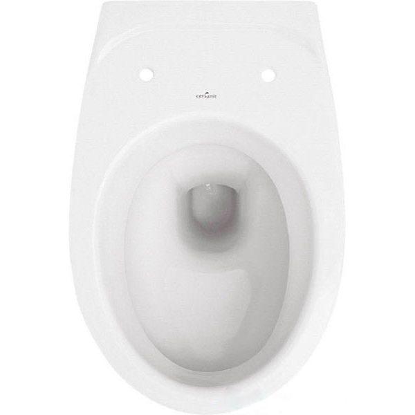 Комплект инсталляции Cersanit VECTOR c унитазом Delfi и сиденьем slim lift кнопкой LINK
