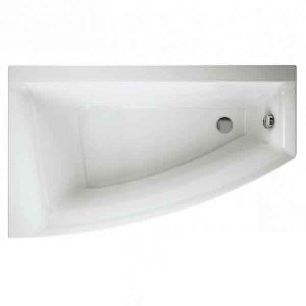 Акриловая ванна Cersanit Virgo MAX 150x90 (сифон автомат)