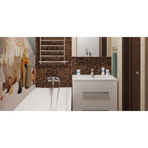 Акриловая ванна Triton Дженна 150x70Чугунная ванна Универсал Ностальжи 150x70 (сифон)
