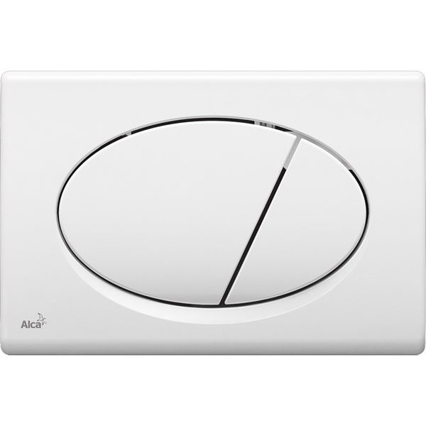 Комплект для инсталляции 5 в 1 AlcaPlast с кнопкой M71